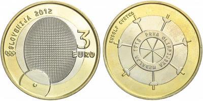 3 Euro 2012