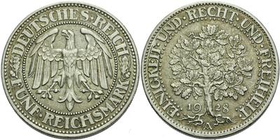 5 Marka 1928 A