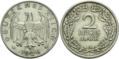 2 Marka 1926 A