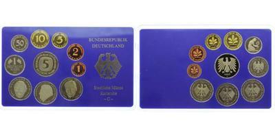 Ročníková sada mincí 1997 G, PROOF