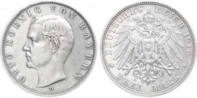 3 Marka 1910 D