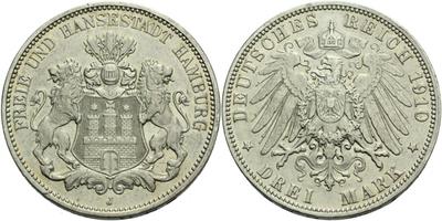3 Marka 1910 J