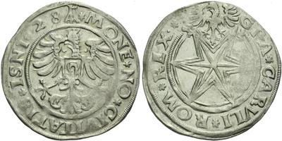 Batzen 1528, Saurma.1519