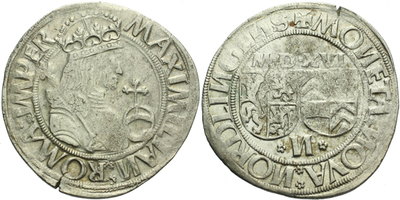 Batzen 1516, Saurma.1379