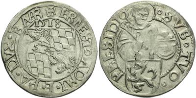 Batzen 1518, Saurma.1008