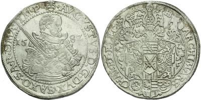 Tolar 1582 HB, Dresden, luxusní zachovalost