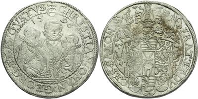 Tolar 1596 HB, Dresden, luxusní zachovalost