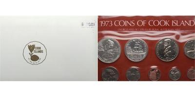 Ročníková sada mincí 1973