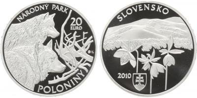 20 Euro 2010 - Národní park Poloniny, PROOF