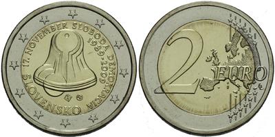 2 Euro 2009 - 17 . listopad - den boje za svobodu a demokracii