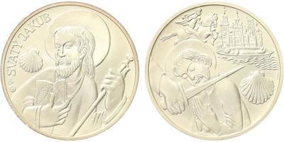 AR Medaile 2013 - Apoštol Jakub