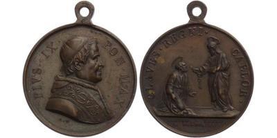 AE Medaile b. l. (L. T) - 37,5 mm (23,67 g)