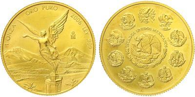 1 Onza 2006 - Au 0,999, 31,1 g, 1 OZ