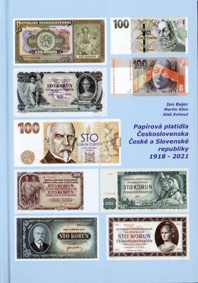 Papírová platidla Československa, ČR a SR 1918 - 2021