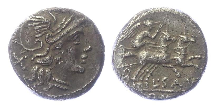 L. Saufeius - Denár, A.811