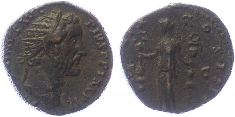 Antoninus Pius - Dupondius, RIC.951