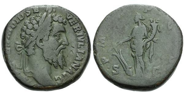 Didius Julianus - Sestercius, RIC.15