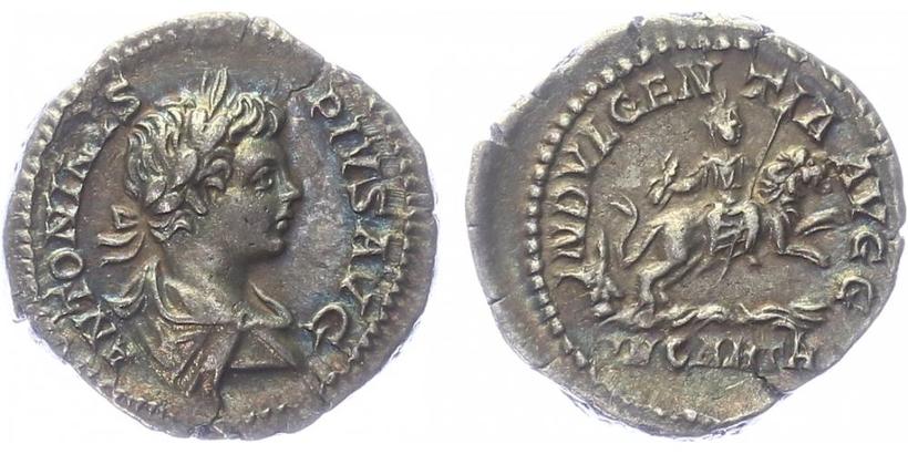 Caracalla - Denár, RIC.130