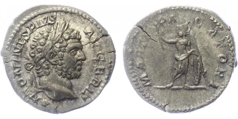 Caracalla - Denár, RIC.222