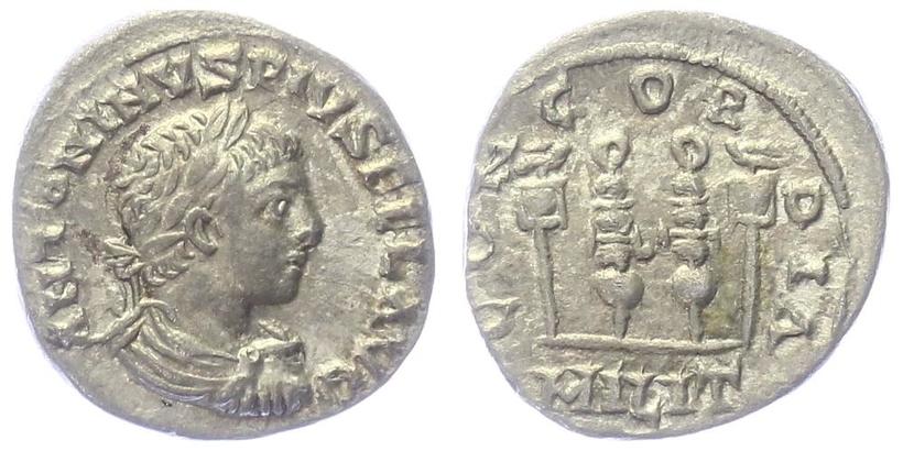 Elagabalus - Denár, RIC.187