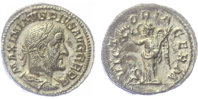 Maximinus I. Thrax - Denár, RIC.23