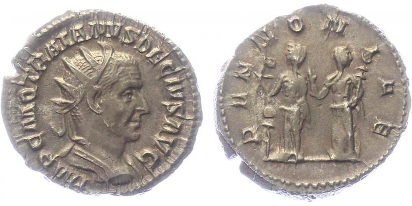 Traianus Decius - Antoninian