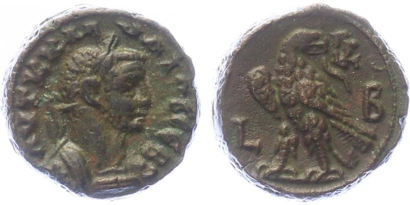 Claudius Gothicus - Tetradrachma