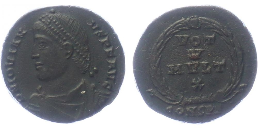 Jovianus, - AE3, RIC.179