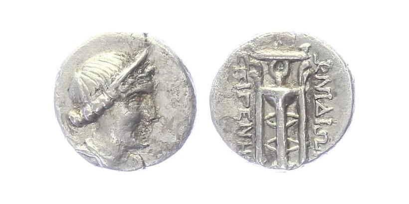 Caria, Knidos - Tetrobol, SG.4848