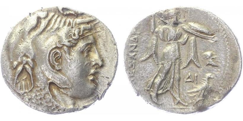 Ptolemaios I. Soter - Tetradrachma, SG.7750