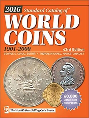 World Coins 1901 - 2000, 43. vydání