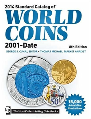 World Coins 2001 - 2014, 8. vydání