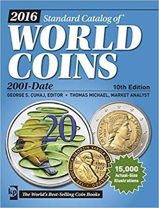 World Coins 2001 - 201, 10. vydání