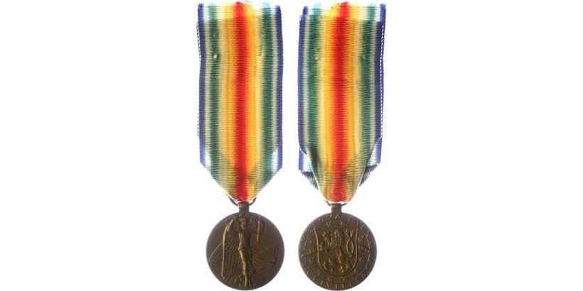 Československá medaile Za vítězství