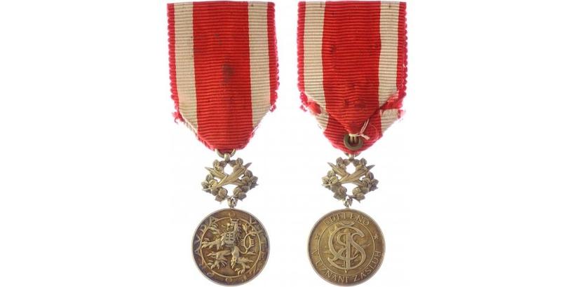 Řád Bílého lva VI. třída