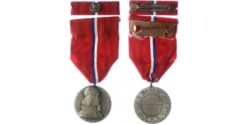 Medaile Jana Amose Komenského, VM.38