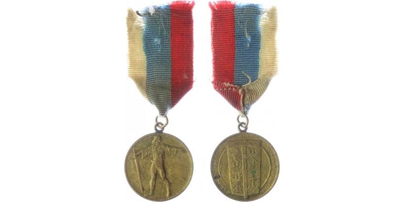 Medaile za československou svobodu
