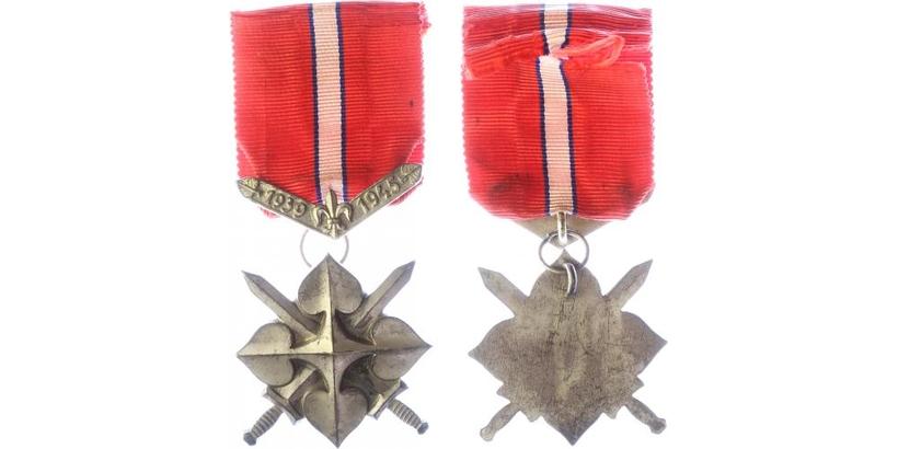Junácký kříž Za vlast 1939 - 1945