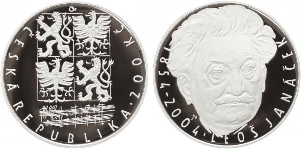 200 Kč 2004 - Leoš Janáček, PROOF