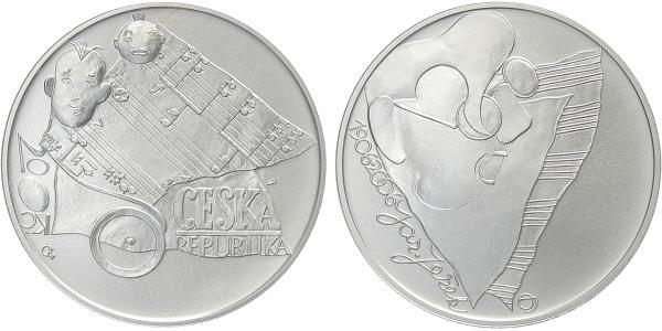 200 Kč 2006 - Jaroslav Ježek, běžná kvalita