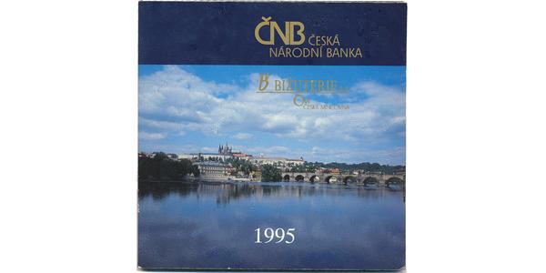 Ročníková sada mincí 1995