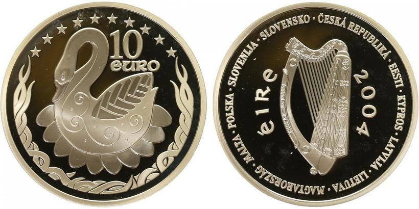 Irsko, 10 Euro 2004 - Přijetí nových členů, PROOF