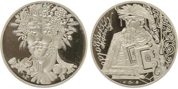 Medaile b.l. - Giuseppe Arcimboldo, PROOF