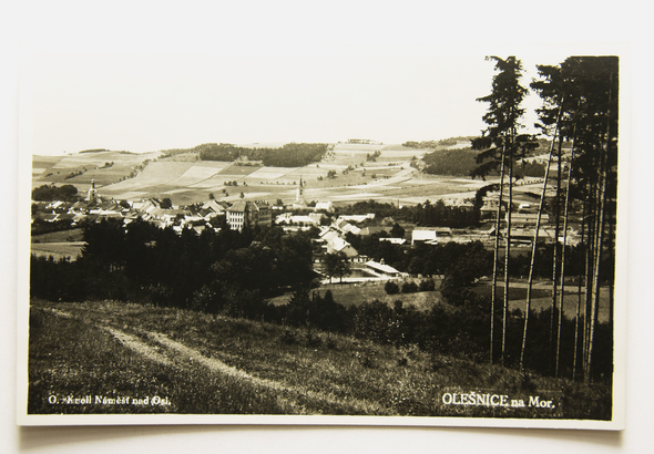 okr. Blansko, Olešnice na Moravě