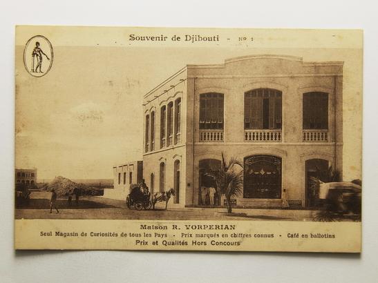 Afrika, Djibouti