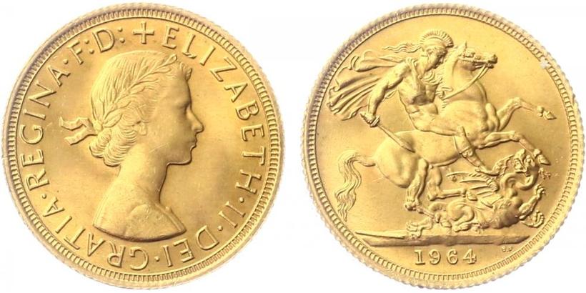 Sovereign 1964