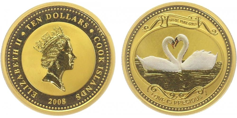 10 Dollars 2008, láska je vzácná