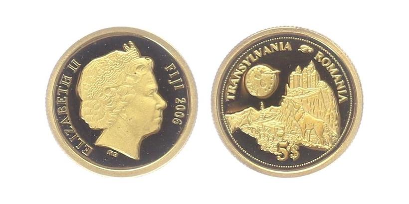 5 Dollar 2006 - Transylvánie, PROOF