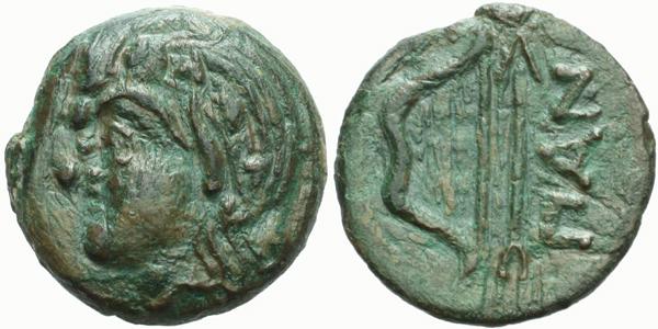 AE, Hlava Pana / Luk a šíp, 20 mm (5,1 g)