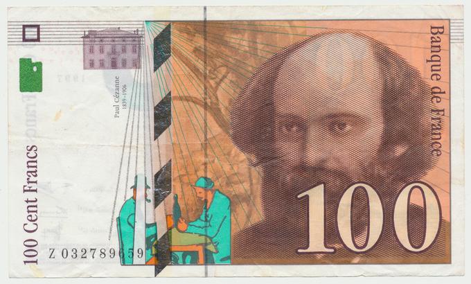 Francie, 100 Francs 1997, P.158